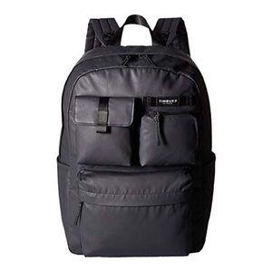 Timbuk2 Black Ramble Carbon Coates Bsckpack